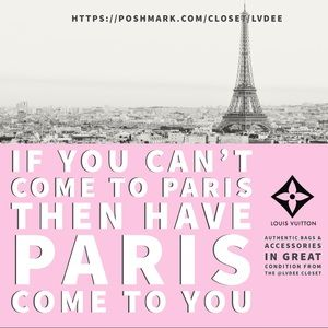 If You Can't Come To Paris...